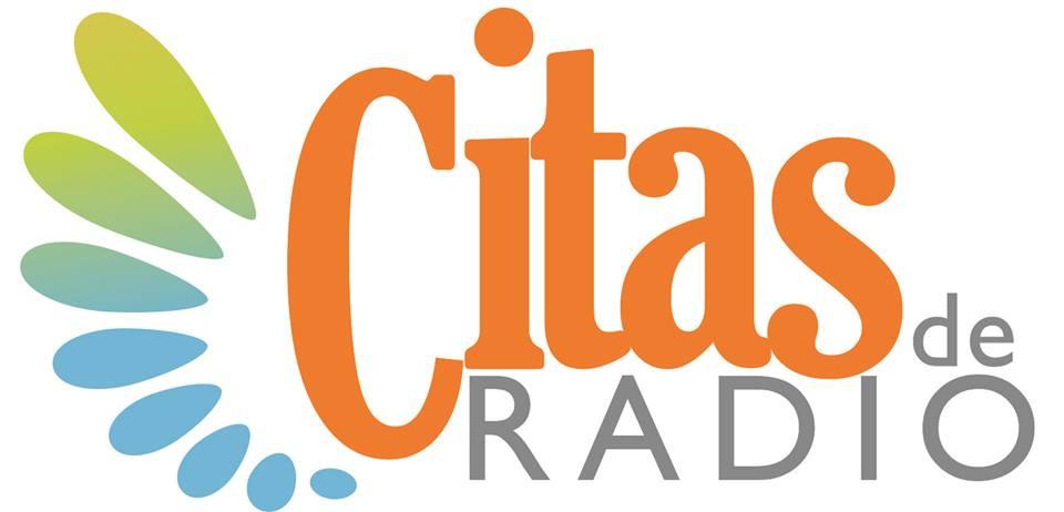 Logo citas de radio