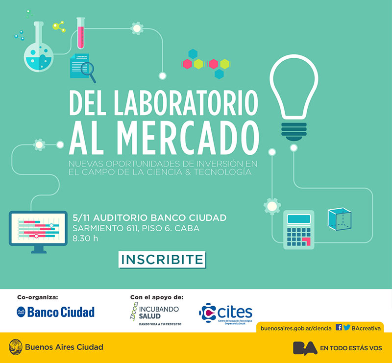 Del laboratorio al mercado